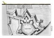 Fort Pitt, 1761 Carry-all Pouch