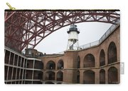 Fort Point And Golden Gate Bridge San Francisco Carry-all Pouch