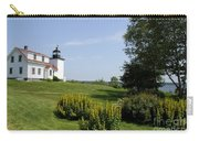 Fort Point Light Maine Carry-all Pouch