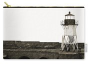 Fort Point Lighthouse Carry-all Pouch