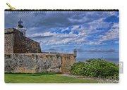 Fort San Felipe Del Morro  Carry-all Pouch