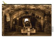 Fort Sumter Famous Cannon Carry-all Pouch by Optical Playground By MP Ray