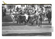 Fort Worth Herd Cattle Drive Carry-all Pouch