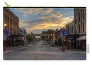 Fort Worth Stockyards Sunrise Carry-all Pouch