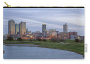 Fort Worth Texas Carry-all Pouch