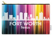 Fort Worth Tx 2 Carry-all Pouch