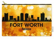 Fort Worth Tx 3 Carry-all Pouch