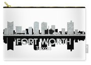 Fort Worth Tx 4 Carry-all Pouch