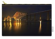 Forth Rail Bridge With Train Carry-all Pouch