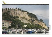 Fortress And Harbor Cassis Carry-all Pouch