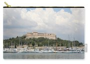 Fortress And Harbor - Cote D'azur Carry-all Pouch