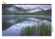 Fortress Mountain Alberta Canada Carry-all Pouch