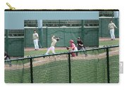 Foul Ball 3 Panel Composite Carry-all Pouch