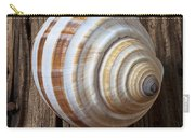 Found Sea Shell Carry-all Pouch by Garry Gay