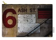 Foundation Number Nineteen Carry-all Pouch by Bob Orsillo