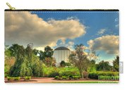Founders Hall From The Garden Carry-all Pouch