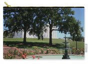 Fountain At Capitol Square  Carry-all Pouch
