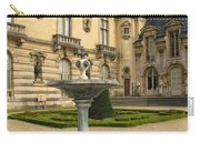 Fountain At Chateau De Chantilly Carry-all Pouch