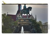 Fountain At Eakins Oval Carry-all Pouch