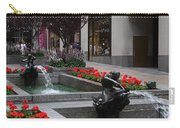 Fountain At Rockefeller Center Nyc Carry-all Pouch
