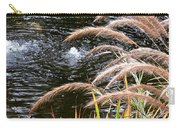 Fountain Grass Carry-all Pouch