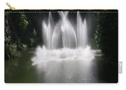 Fountain In Lake Carry-all Pouch