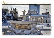 Fountain In Repose Carry-all Pouch