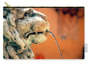 Fountain Lion Carry-all Pouch