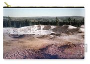 Fountain Paint Pot Yellowstone National Park Carry-all Pouch
