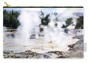 Fountain Paint Pot Yellowstone Np Carry-all Pouch