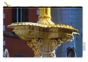 Fountain Piazza Farnese Carry-all Pouch