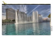 Fountains Of Paradise Carry-all Pouch