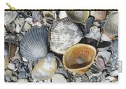 Four Beautiful Shells Carry-all Pouch