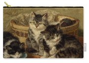 Four Kittens Carry-all Pouch