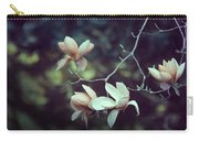 Four Magnolia Flower Carry-all Pouch