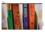 Four Of My Ten Books Published Carry-all Pouch