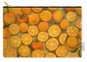 Four Persimmons Carry-all Pouch