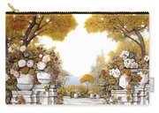 four seasons-autumn on lake Maggiore Carry-all Pouch