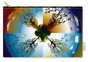 Four Seasons Roundel Carry-all Pouch