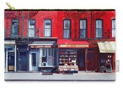 Four Shops On 11th Ave Carry-all Pouch