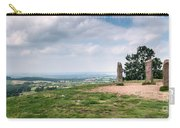 Four Standing Stones On The Clent Hills Carry-all Pouch