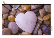 Four Stone Hearts Carry-all Pouch