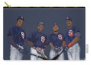 Four Tops Carry-all Pouch