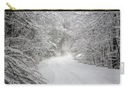 Four Wheel Winter Carry-all Pouch