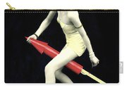 Fourth Of July Rocket Girl Carry-all Pouch