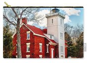 Fourty Mile Point Lighthouse Carry-all Pouch