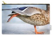 Fowl Ballerina Carry-all Pouch