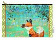 Fox-d Carry-all Pouch