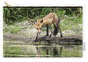 Fox Drink Carry-all Pouch