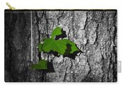 Fox Grape On Pine Carry-all Pouch